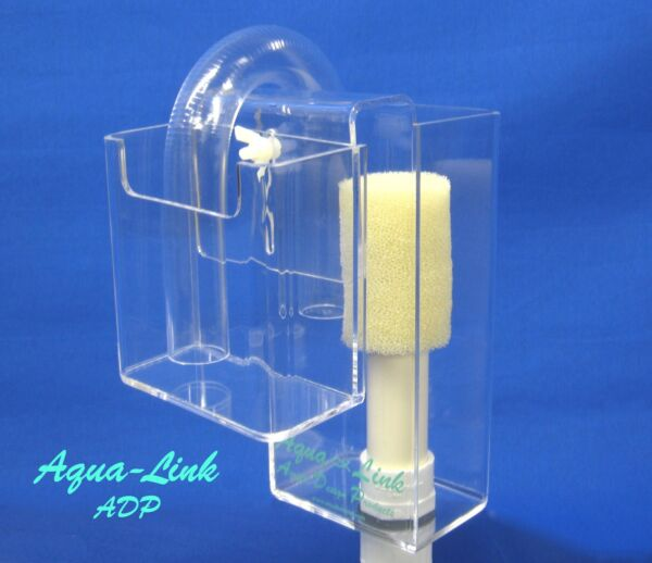 Aqua Link ADP Overflow box Micro Pre filter set $39.95