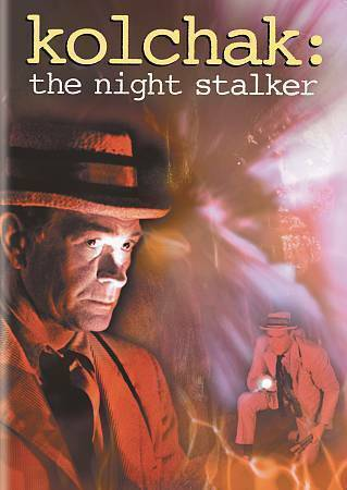 Kolchak: The Night Stalker [Region 1] - 5 DVDS NEW Free Shipping. U.S. SELLER