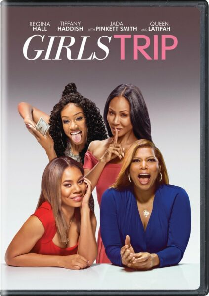 Girls Trip (DVD, 2017) -- SHIPS WITHIN 1 BUSINESS DAY WITH TRACKING