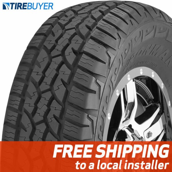 4 New 26565R17 Ironman All Country AT 265 65 17 Tires AT