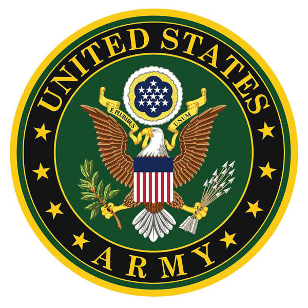 US Army Military Decal Sticker Car Truck Window Laptop Wall