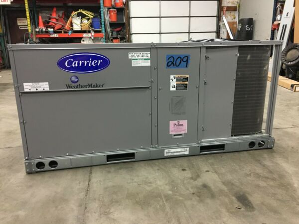 Carrier 3 Ton A C Only Rooftop Unit New Old Stock 50TCA04A2A50A0A0 208 3 $1425.00