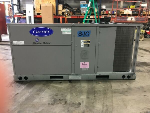 Carrier 3 Ton A C Only Rooftop Unit New Old Stock 50TCA04A2A60A0A0 460 3 $1425.00