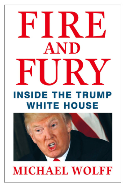 Fire and Fury: Inside the Trump White House Hardcover