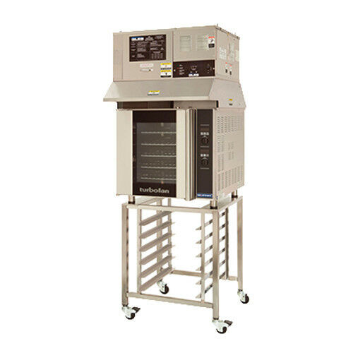 Moffat E32D5 OVH32 SK32 Electric TurboFan Convection Oven with Hood and Stand
