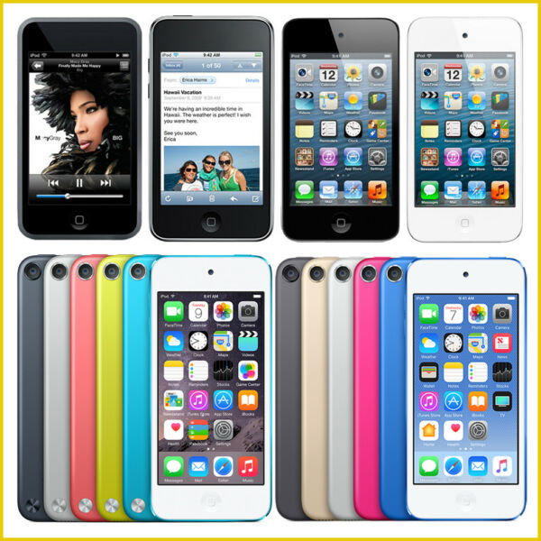 Apple iPod Touch 1st 2nd 3rd 4th 5th 6th 7th Generation From 8GB 256GB $69.00