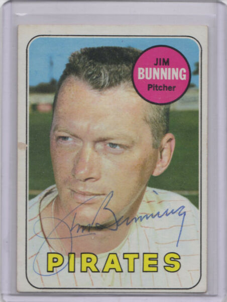 YOU PICK - Pittsburgh Pirates Signed Autographed Auto Card VINTAGE STAR HOF S-2