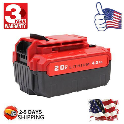 Hot For PORTER CABLE PCC685L PCC740B 20Volt Max Lithium-Ion 20V 4.0Ah Battery US