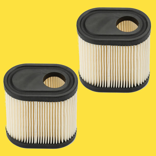 2x AIR FILTER FOR Tecumseh TORO RECYCLER 20016 20017 20018 36905 Stens 100-812