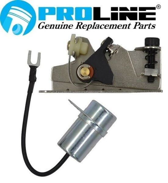 Proline® Points And Condensor For Onan 160 1183 312 0246 Ignition Kit Set