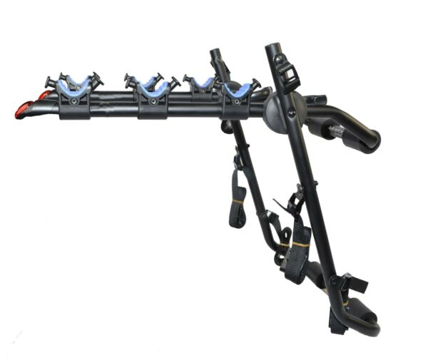 Advantage SportsRack Deluxe Trunk Rack 3 Bike Carrier Car Hatchback SUV Mini Van $103.96