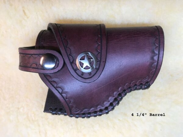 Bond Arms Leather Driving Holster