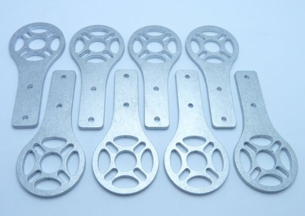 Hobbyking X930 X900 Multicopter Octocopter Drone Aluminum Motor Mount 8 pcs. US