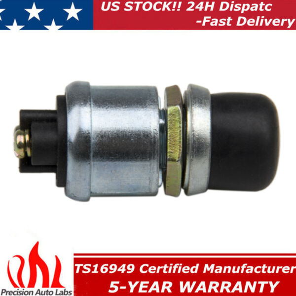 20A 12V Waterproof Car Boat Track Switch Push Button Horn Engine Start Starter