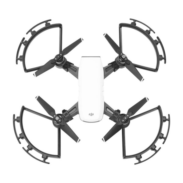 Propeller Guards Shock Absorbing Protector Prop Guard for DJI SPARK Camera Drone