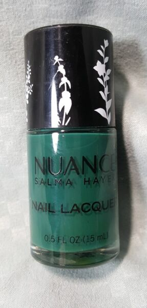 Nuance by Salma Hayek Nail Lacquer  Nail Polish ~ 435 Prickly Pear ~ 0.5 oz