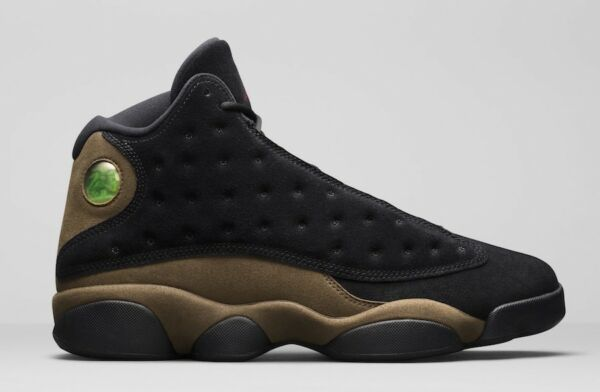 Air Jordan Retro 13 XIII Olive 414571-006 Size 8-15 LIMITED 100% Authentic