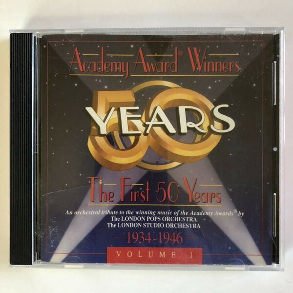 Academy Award Movie Music Winners CD Volume 1 The First Fifty Years 1934 - 1946