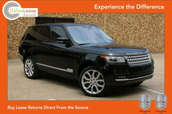 2016 Land Rover Range Rover  2017 & 2018 DealerRater Dealer of the Year! Come see why!