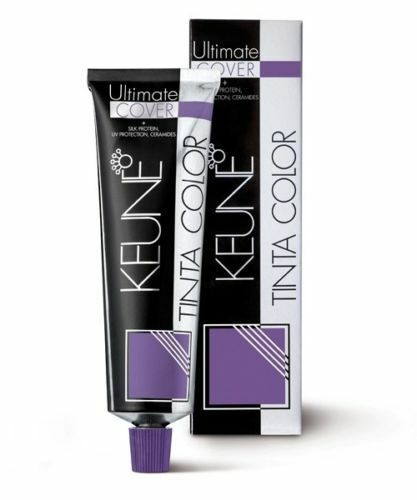 Keune Tinta Color Ultimate Cover Shade Number 4.00 MEDIUM BROWN 2.1oz $18.00