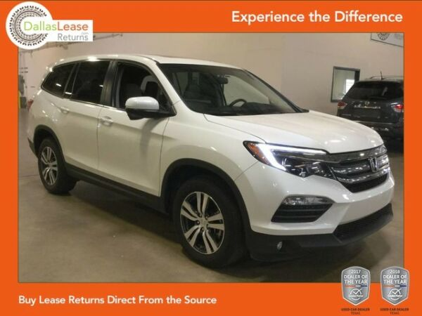 Honda Pilot  Navigation Reverse Camera Moonroof Heated Leather 3rd Row 18 inch Alloys
