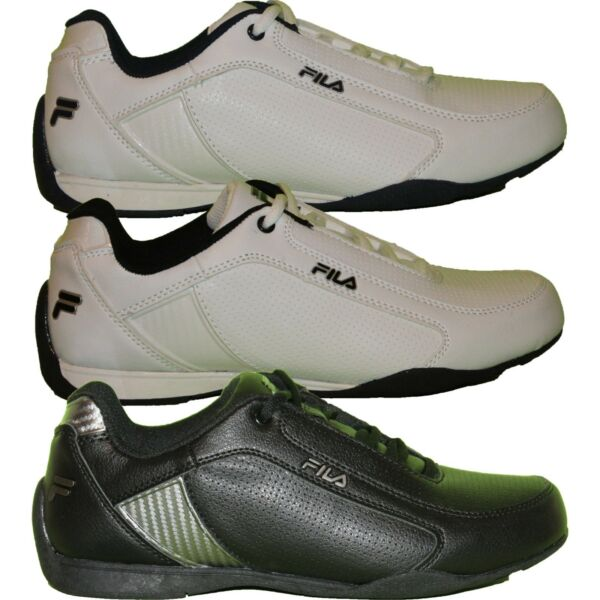 Fila Motorsports TILTSHIFT Lightweight Lace Up Casual Driving Shoes Sneakers