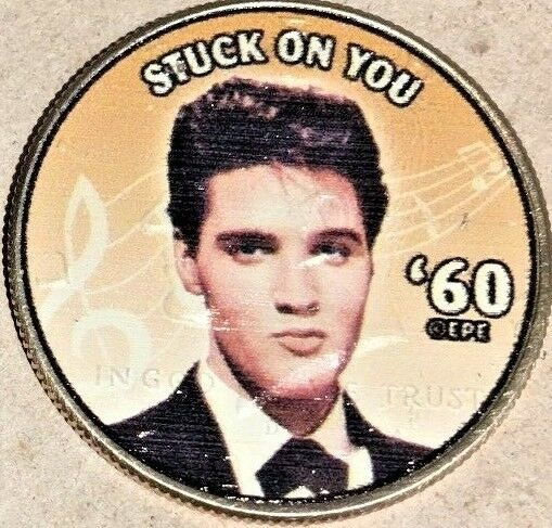 The Elvis Presley Coin Collection