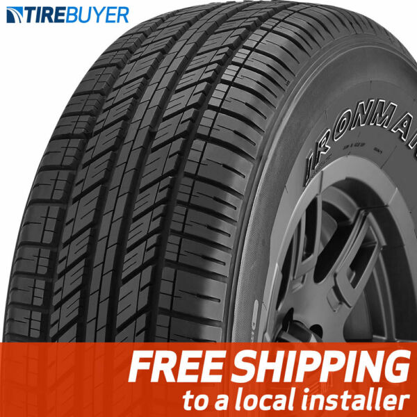 4 New 265/75R16 Ironman RB SUV 265 75 16 Tires