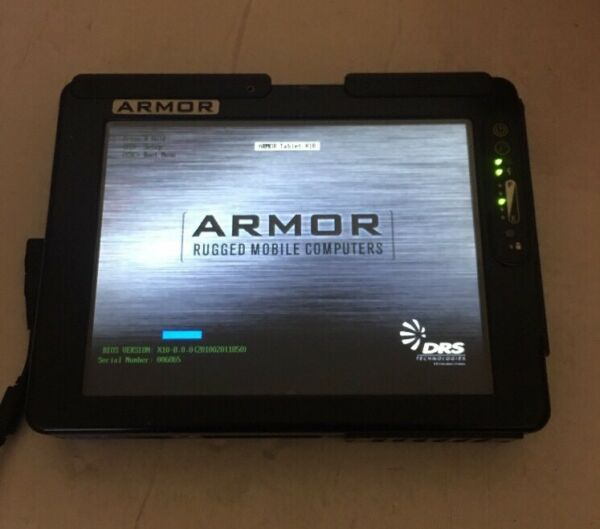 DRS Armor Tablet X10 Rugged Mobile Computer