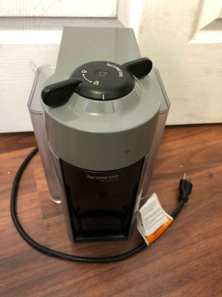 Nespresso GCC1-US-GR-NE VertuoLine Evoluo Coffee & Espresso Maker: MISSING PARTS
