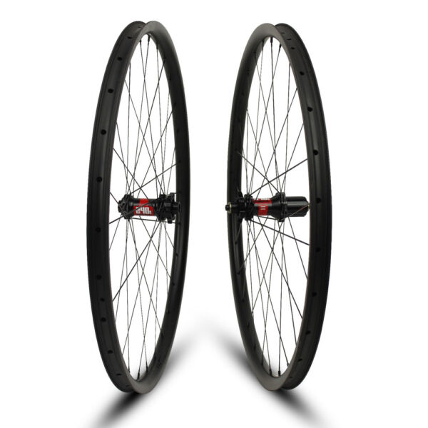 29 inch carbon mountain bike wheelset for AM XC 35mm width Dt swiss 240s