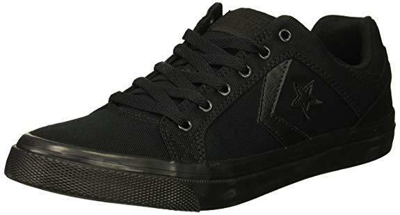 Converse Chuck Taylor 159786C El Distrito Twill Ox Black Mens Womens Shoes Sizes