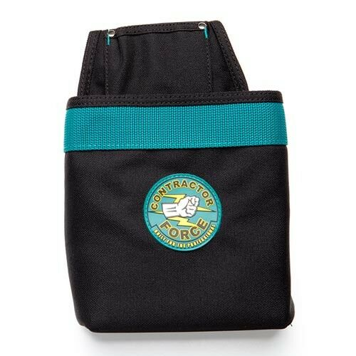 Single Tool Pouch for Carpenters Electricians. Fits on 2quot; Belt. By Gatorback $10.95