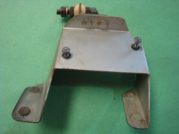 6F(5800) Jaguar 4.2 Series 2 XKE Etype Voltage Regulator Mounting Bracket