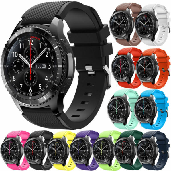 For Samsung Galaxy Gear S3 ClassicFrontier Belt Sport Band Strap Watch Bracelet
