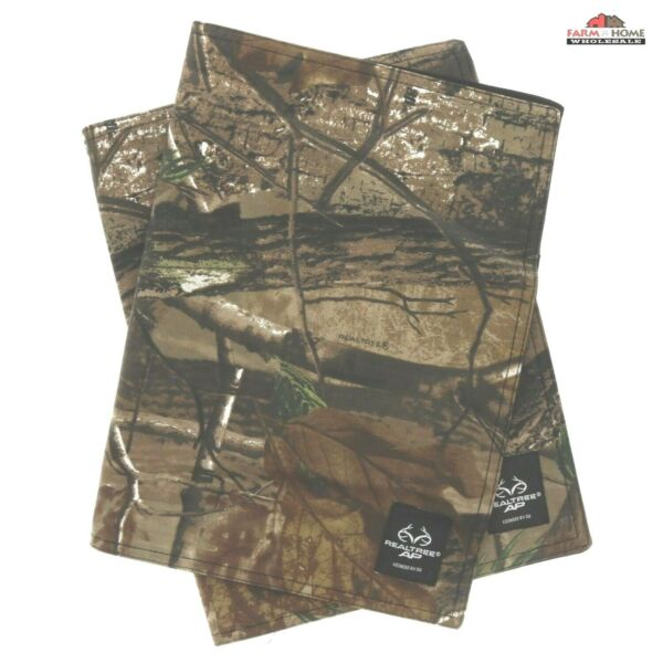 2 Camo Placemats Realtree 19quot; x 13quot; New