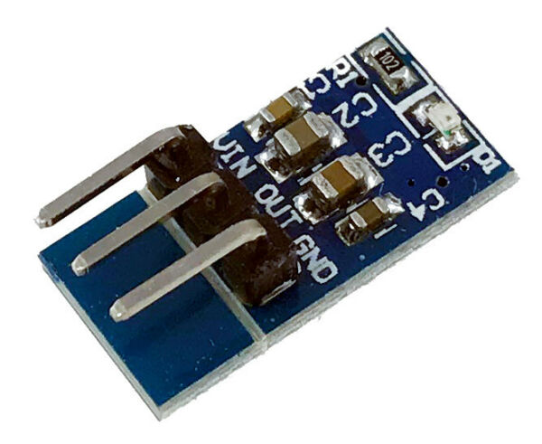 2-10pcs AMS1117-3.3V 800ma Power Supply Module Voltage Regulator IC
