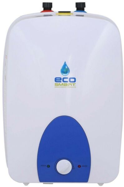 Electric Point Of Use Instant Hot Water Heater 6 Gal. Tank 120V Fast Recovery
