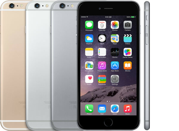 Apple iPhone 6 -16GB -32GB-64GB-128GB GSM & CDMA Unlocked 4G LTE Smartphone MRF