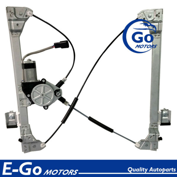 751-706 Power Window Motor and Regulator Assembly Front Right GM Hummer H2