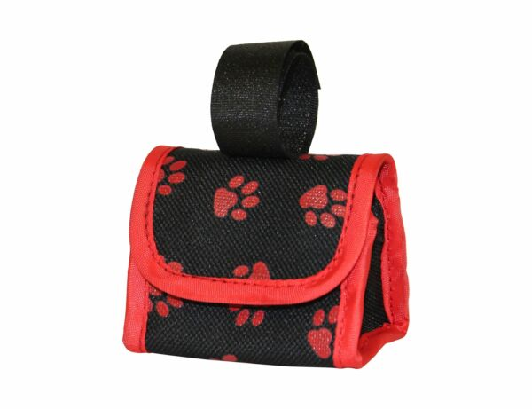 Five Star Pet Paw Print Dispenser and Pet Clean Up Bags Red $8.99