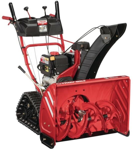 Troy-Bilt Storm Tracker 28 in. 277cc Two-Stage Electric Start Gas Snow Blower