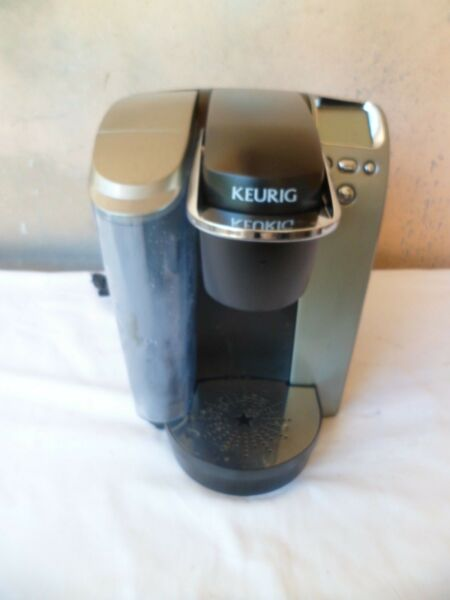Keurig Platinum K70 (b70)  1 Cup Brewing System - BlackSilver