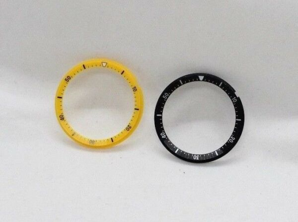 New Inner Bezel Rotating Replacement For Seiko 6139-6002 6000 1 5 7 6139- POGUE