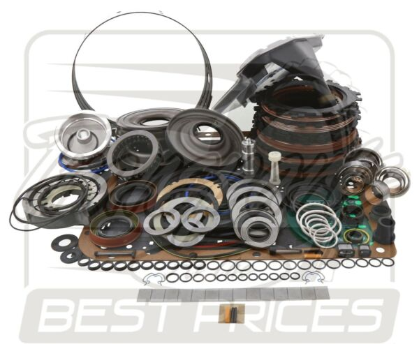 4L60E Chevy Transmission Raybestos  Stage 1 Deluxe Rebuild Kit 97-03 Deep Pan