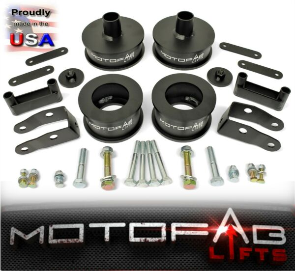 3quot; Front 3quot; Rear Full Lift Kit with Shock Extenders 07 18 Jeep Wrangler JK $124.99