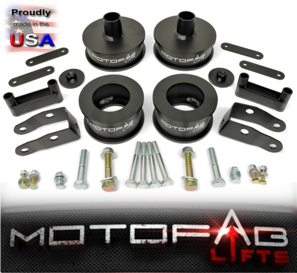 2.5quot; Front 2quot; Rear Full Lift Kit with Shock Extenders 07 18 Jeep Wrangler JK $122.99