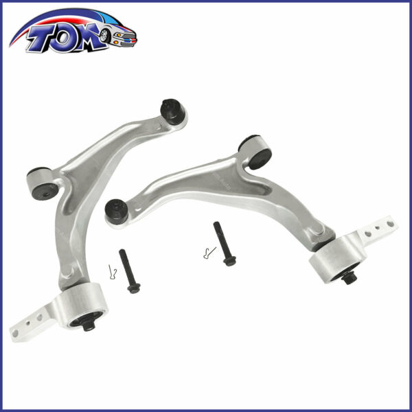 Control Arms Front Lower w Ball Joints Left & Right Pair Set FITS 09-15 PILOT