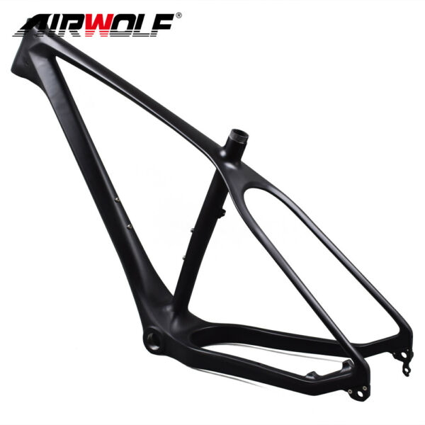 2019 Carbon fiber fat bike frame 26er*5.0inch mountain fat bike frameset BSA