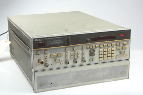 HP 8673C Synthesized Signal Generator .05 to 18.6GHz